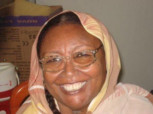 بلقيس عوض : الدراما السودانية مُحاربة حتي في شهر الرحمة