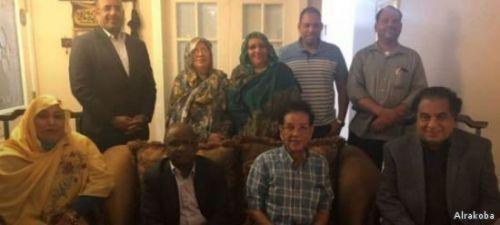 محمد عطا يسجل زيارة للكابلي وأسرته بفرجينيا