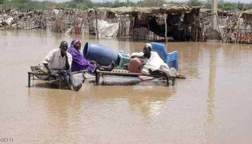 أمطار وسيول عنيفة تضرب الخرطوم وولايات السودان
