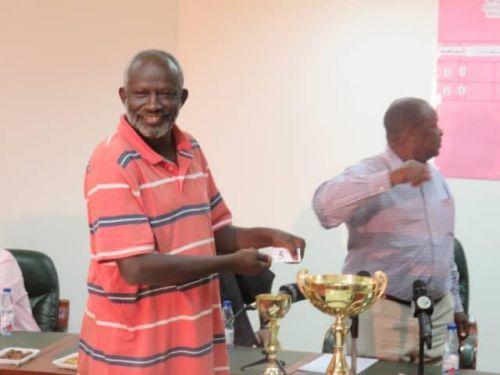 المسابقات تجري قرعة المرحلة الأخيرة بالتأهيلي والمربع الذهبي لكأس السودان
