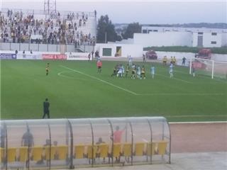 تونس  ..البنزرتي يرتقي لصدارة الدوري