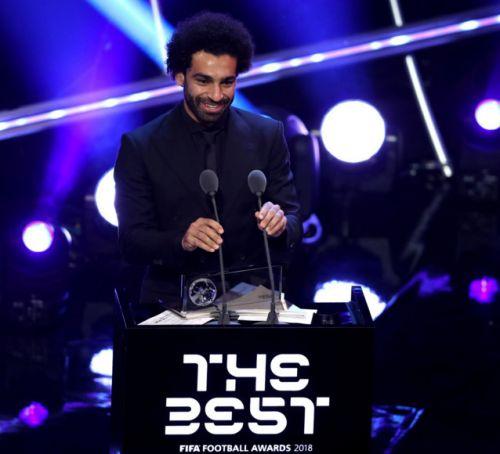 صلاح يحصد جائزة بوشكاش لأفضل هدف في 2018