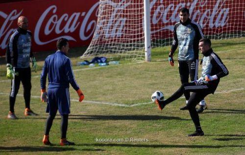 استبعاد أرماني لاعب الأرجنتين من البطولة الرباعية بالسعودية