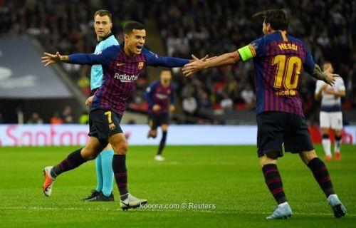 نجوم برشلونة يحلمون بارتداء قميص ريال مدريد