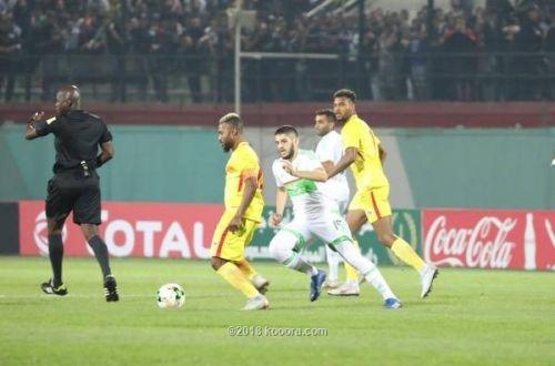 بنين تكسب الجزائر   وتؤجل حسم التأهل لأمم أفريقيا