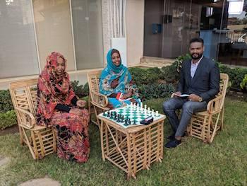 منتخب السودان يهزم السنغال وينال كاس البطولة