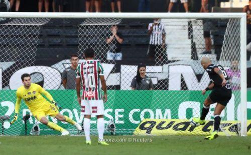 الدوري البرازيلي ..فلومينيسي يتفوق على أتلتيكو مينيرو