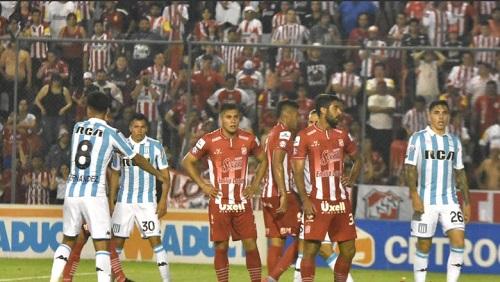 الدوري الأرجنتيني..راسينج يتذوق طعم الخسارة الأولى