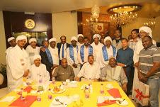 رابطة الهلال في قطر تكرم البعثة القنصلية المغادرة