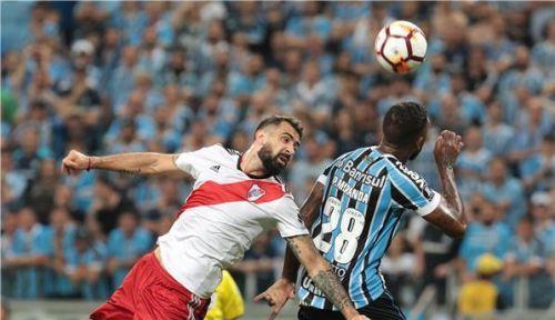 اتحاد الكرة في أمريكا الجنوبية يحسم أحقية ريفر بليت في التأهل لنهائي ليبرتادوريس