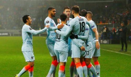 ضمن تأهله تشيلسي يحقق انتصار صعب في الدوري الأوروبي