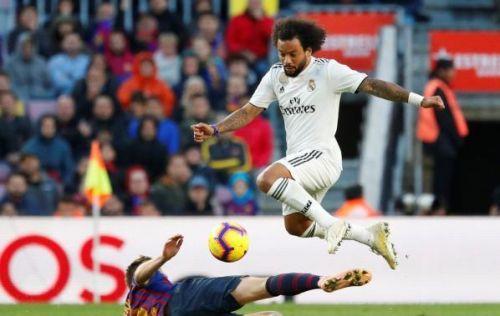 واصل توهجه.. مارسيلو لاعب الشهر في ريال مدريد