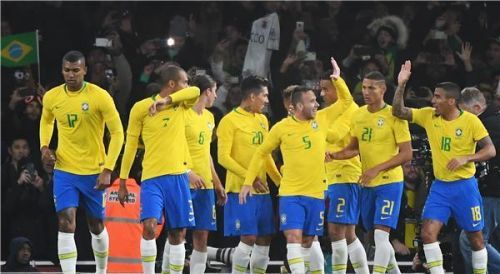 البرازيل تحقق انتصارًا صعبًا على أوروجواي