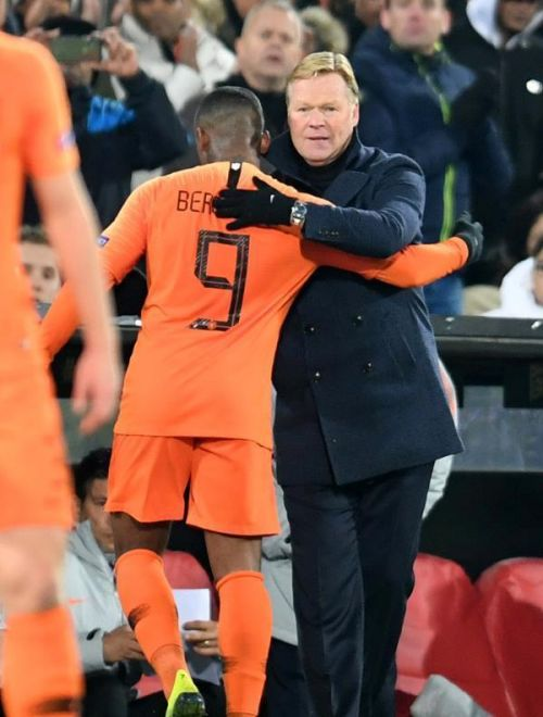كومان مدرب هولندا: مستوى فرنسا فاجأني