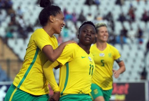 سيدات.. جنوب إفريقيا تكسب  نيجيريا في البطولة القارية