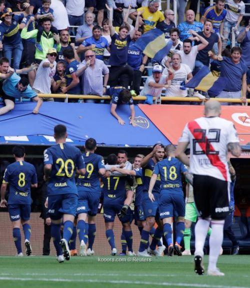 بوكا جونيورز يتخذ خطوة جديدة   لنيل لقب كأس ليبرتادوريس