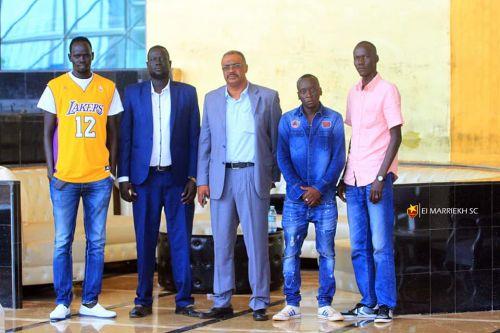 رئيس البعثة يتحدث من أوغندا ..الكندو: اللاعبون يقدّرون المسئولية.. وانضباطهم مضرب مثل