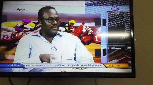 رئيس تحرير المشاهد الالكترونية اعلى راتب في الصحافة الرياضية السودانية