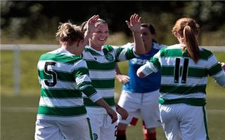 تطبيق الاحتراف في الكرة النسائية الاسكتلندية