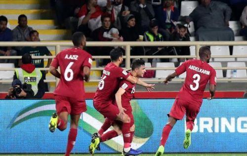 قطر في مواجهة نارية ضد الشمشون الكوري !!