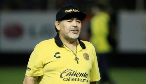 المكسيك..مارادونا يعود لقيادة دورادوس