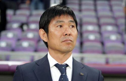 مدرب اليابان امام انجاز غير مسبوق