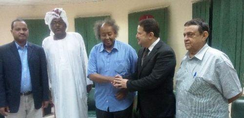مقترح لاقامة بطولة دولية في السودان