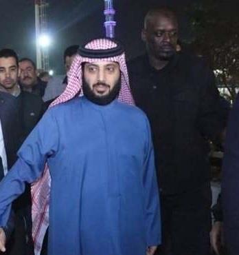 تركي آل الشيخ يلمح لوجود تواطؤ بين الحكم والاهلي المصري