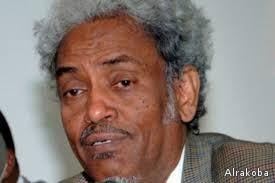 أمين حسن عمر يعلق علي هروبه من السودان