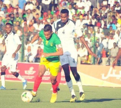 العروض تنهال على مولاي لاعب موريتانيا