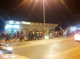 بعد اعلان الطوارئ ..التظاهرات الليلية تتواصل بأحياء الخرطوم