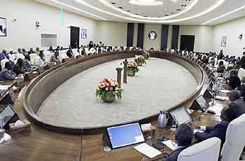 مجلس الوزراء يقرر تعيين وكلاء وزارات
