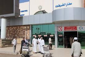 توقيف شخص حاول انهاء حياة حارس بوابة مطار الخرطوم