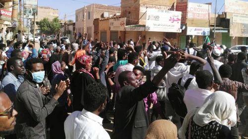 تظاهرات بالخرطوم عقب صلاة الجمعة