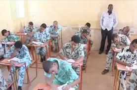 """توقيف ناشر فيديو """"حل امتحانات الشهادة السودانية من الكتب"""""""