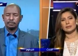 """رئيس تحرير صحيفة """"ينام"""" اثناء استضافته بفضائية عربية"""