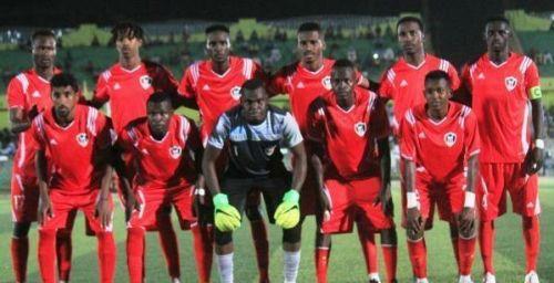 الاولمبي السوداني يستضيف نظيره الكيني