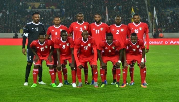 السودان يهزم كينيا بهدفي اللاعب وليد الشعلة