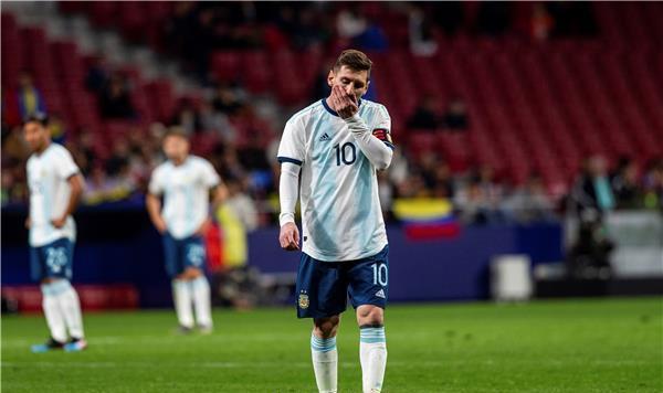 بمشاركة ميسي .. فنزويلا تسقط الأرجنتين بثلاثية