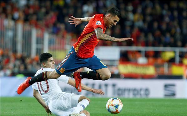 اسبانيا تضرب النرويح بهدفين في تصفيات يورو 2020