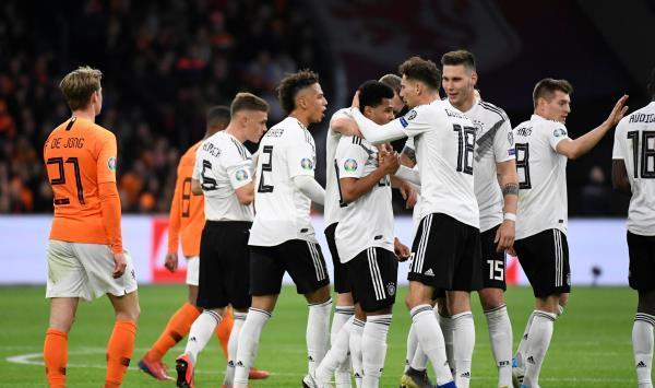 المانيا تضرب هولندا بثلاثية في تصفيات اليورو