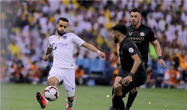 كلاسيكو الرياض تحسمه الرؤس القاتلة في ظل القيادة الحكيمة