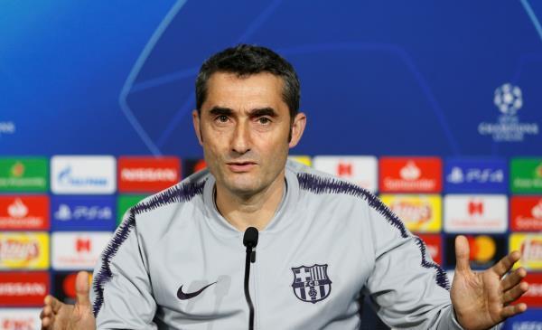 مدرب برشلونة: لم نحسم الليجا بعد