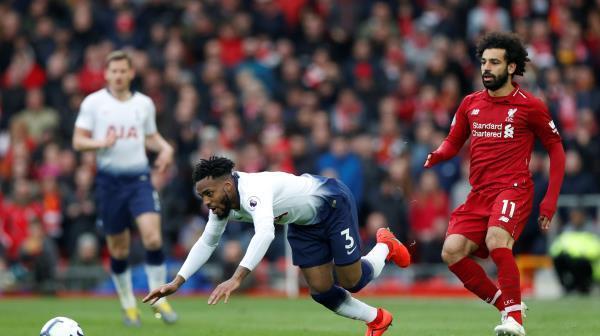 ليفربول يتحكم في صدارة الدوري الانجليزي بالفوز على توتنهام