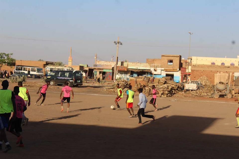 النيل يكسب شباب ناصر في دوري الاولى بالخرطوم