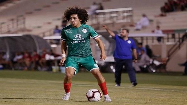 الانضباط تغرم حسين السيد 40 الف ريال وايقافه اربعة مباريات