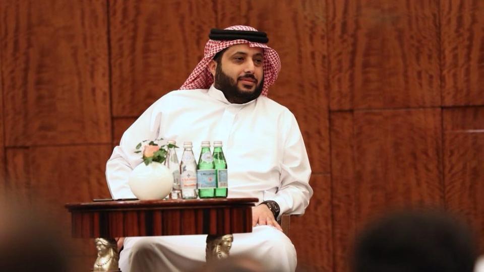 تركي آل الشيخ يعلق على خماسية الاهلي المصري