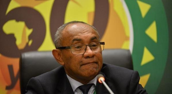 رئيس الاتحاد الافريقي لكرة القدم يزور استاد القاهرة الدولي
