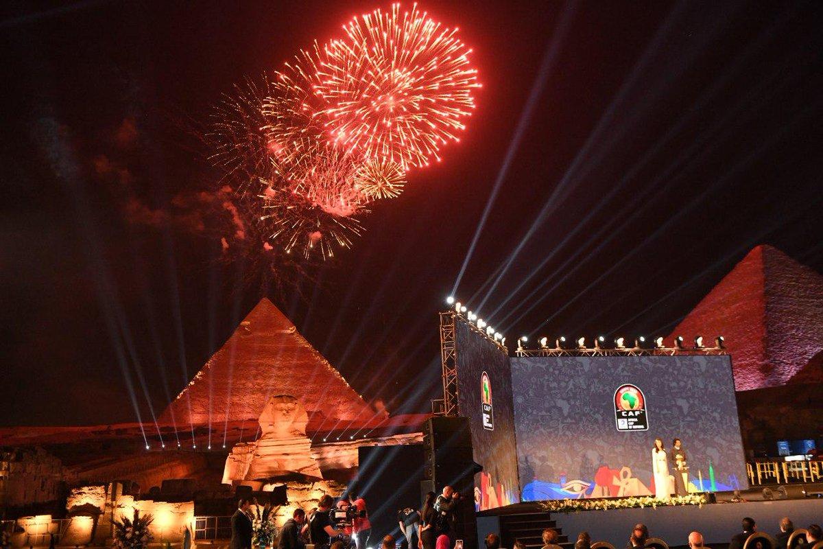 مواجهات نارية في بطولة الامم الافريقية في مصر