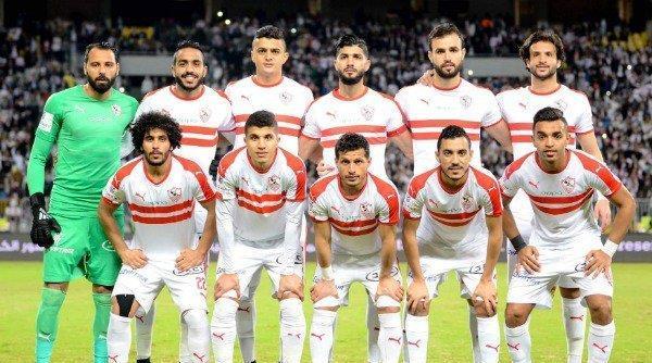 الزمالك يتصدر الدوري المصري بالفوز على الاسماعيلي